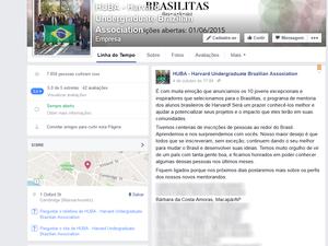 Amapaense é uma dos 10 estudantes brasileiros selecionados no programa Brasilitas (Foto: Reprodução/Facebook)