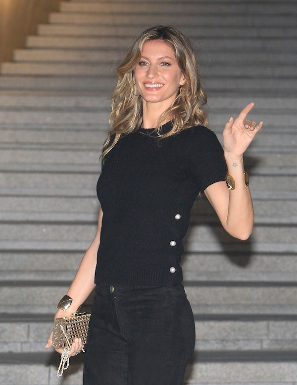 A modelo Gisele Bundchen (Foto: Getty Images)