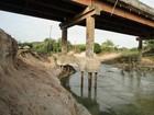Ponte danificada na MA-119 representa perigo para motoristas