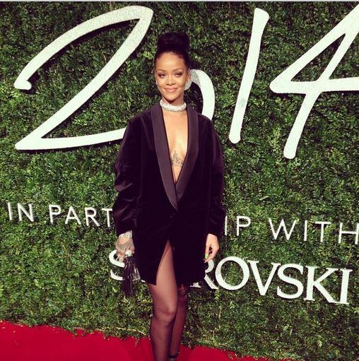 Rihanna (Foto: Reprodução do Instagram)