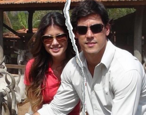 Paula Fernandes e Henrique do Valle ficaram juntos de 2012 a 2016 (Foto: Reprodução/Instagram)