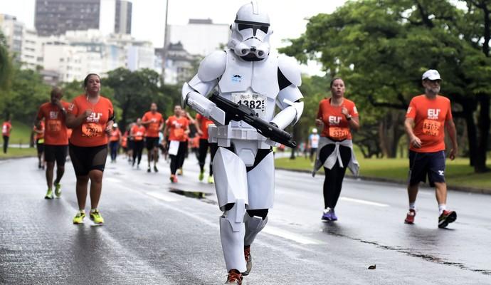 Corrida Eu Atleta Rio (Foto: André Durão)