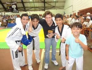 Atletas se classificam para o Brasileiro (Foto: Divulgação)