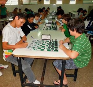 Campeonato Amazonense de Xadrez sub-16 e sub-18   (Foto: FAX/Divulgação)