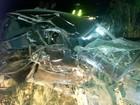 Mulher morre em acidente envolvendo três veículos, próximo a Pintópolis