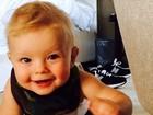 Josh Duhamel posta foto do filho, o fofíssimo Axl
