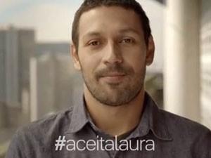 Vitor Malacrida fez pedido de casamento via comercial da Nextel (Foto: Divulgação)
