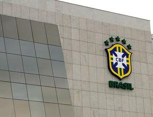 Nova sede CBF Barra da Tijuca (Foto: Thiago Dias)