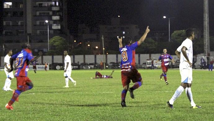 schwenck, Marcílio Dias x Avaí (Foto: Reprodução / Site Oficial do Marcílio Dias)
