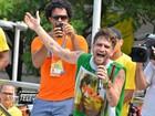 Emoção e alegria marcam o sexto dia de carnaval em Salvador