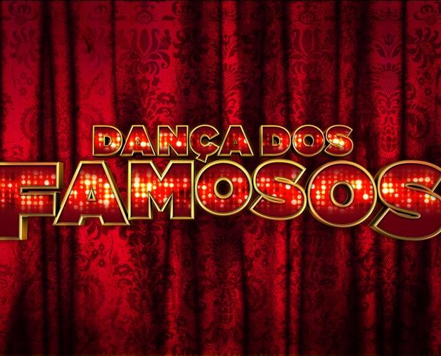 Logo do Dança dos Famosos (Foto: Domingão do Faustão / TV Globo)