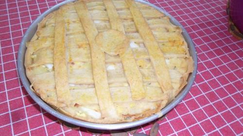 Torta de Bacalhau a Portuguesa