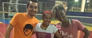 Último 'Desafio Olímpico' da Ruthiene Bindá', tem presença de Moacyr e Jaque; neste sábado (30) (Amazônia Revista)