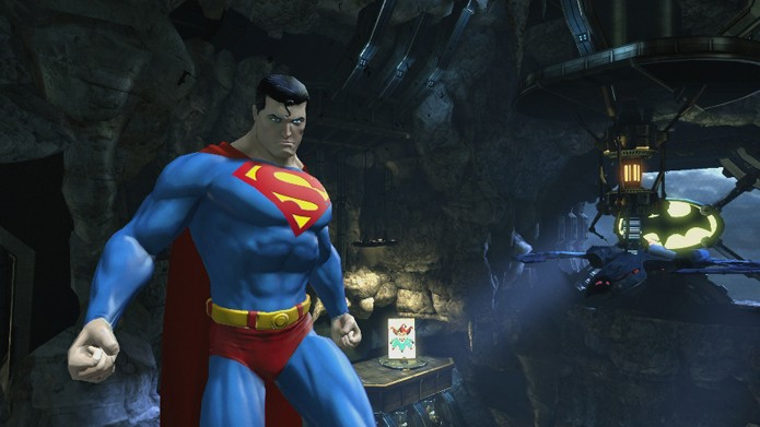 DC Universe Online coloca o jogador ao lado de heróis como Superman e Batman (Foto: Divulgação/Daybreak Games)