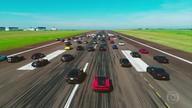 Modelos preparados para buscar velocidades máximas acima de 330 Km/h