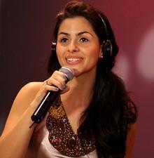 Mira Callado, ex-participante do The Voice 1 (Foto: Isabella Pinheiro / Gshow)
