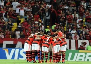 Flamengo busca a reabilitação na Libertadores (Foto: Alexandre Vidal/Flaimagem)