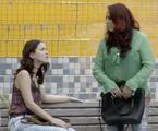 Nathalia Dill e Tamara Taxman em 'Rock story' | TV Globo