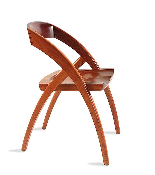 Cadeira é criada com a ajuda de algoritmos