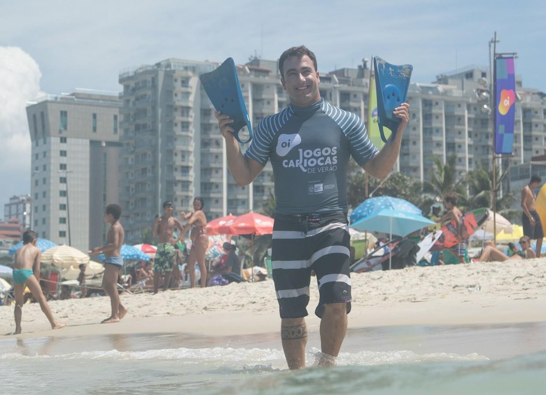 Jogos Cariocas de Vero acontecem a partir do dia 8 de maro, na praia da Barra da Tijuca, no Rio (Foto: Divulgao/Jogos Cariocas de Vero)