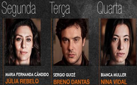 Conheça os personagens da série 'Sessão de Terapia'