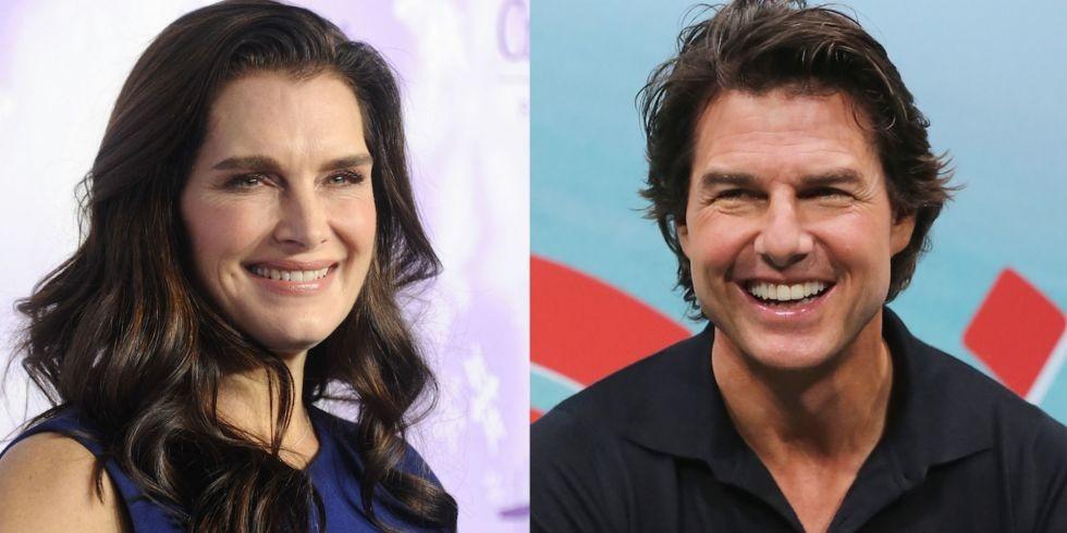 Brooke Shields vs Tom Cruise (Foto: Divulgação)