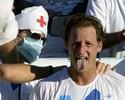 Djokovic ataca de médico e humoriza na despedida definitiva de Nalbandian