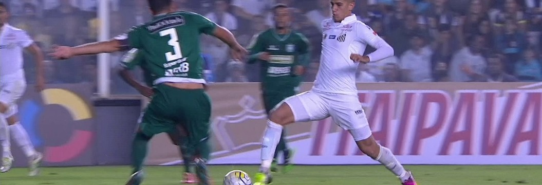 Santos x Gama - Copa do Brasil 2016 - Ao vivo - globoesporte.com 462b156b3da0a
