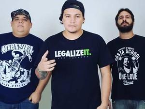 Show conta com a participação das bandas Carnaroots e Yeman Jah.  (Foto: Divulgação/Facebook)