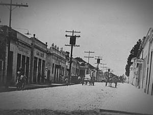 Antes de ser Batista de Carvalho, era a Rua dos Esquecidos (Foto: Reprodução / TV TEM)