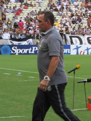 PC Gusmão, Ceará, técnico (Foto: Juscelino Filho)