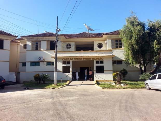 Visita ALMG hospital Ubá, MG (Foto: Roberta Oliveira/G1)