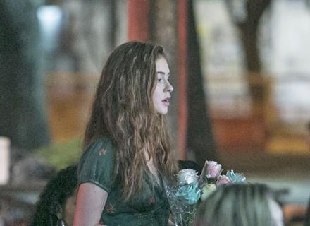 Eliza volta a ser alvo de Jacaré e Braço