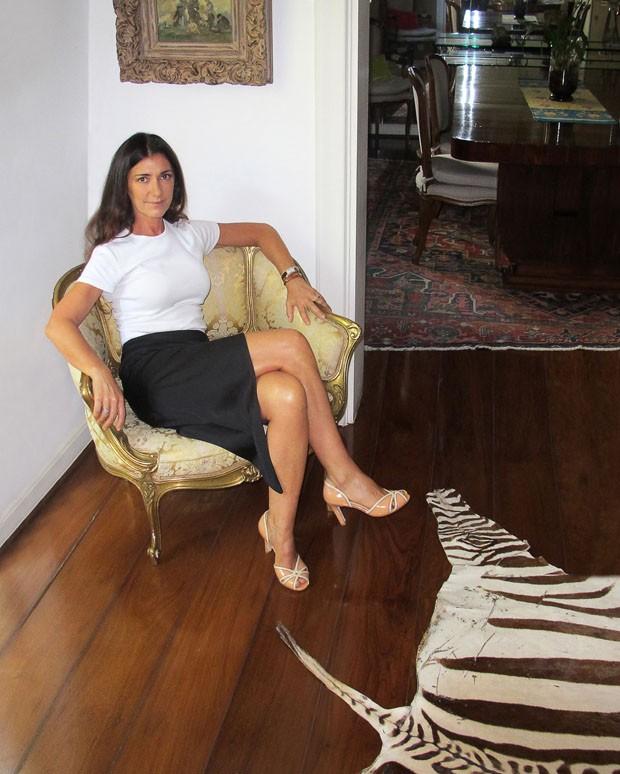 Confidencial Sarah Chofakian  (Foto: Augusto Lins Soares )