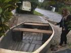 Recém-nascido é encontrado dentro de barco de pescador em Matinhos