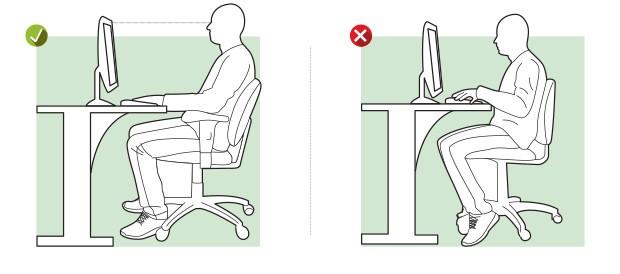 Trabalhar em escritório (Foto: Editora Globo)