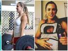 Joana Prado sobre chegada dos 40: 'Sempre me imaginei vovó sarada'