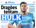 Presidente do Porto sonha com o  retorno de Hulk, diz jornal português
