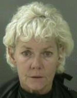 Brenda urinou e defecou pela casa, antes de começar quebra-quebra (Foto: Divulgação)