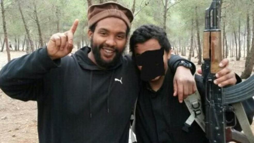 Britânico se converteu ao Islã em uma tentativa de deixar para trás a vida como traficante  (Foto: BBC)