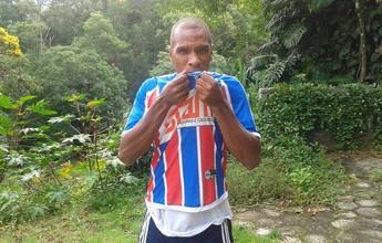 """Lenda do futebol do Rio, Cadão indica fim da carreira aos 45: """"A idade pesa"""""""