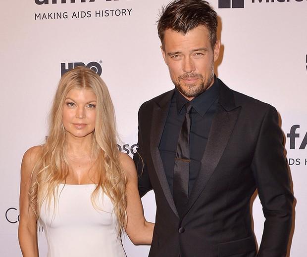 Fergie e Josh Duhamel (Foto: Getty Images)