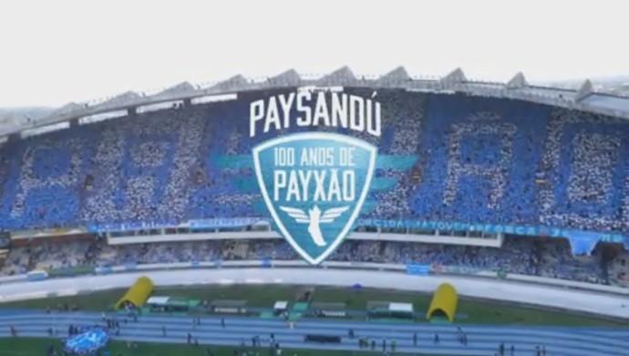 Filme dpo Paysandu entrará em cartaz em Macapá (Foto: Divulgação )