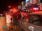 Polícia prende suspeito de matar cliente em farmácia de Aldeia