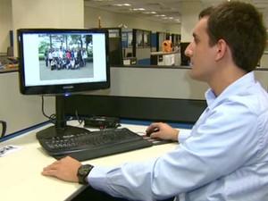 Empresa inclui família de candidatos em estratégia para manter estagiário (Foto: Jeferson Barbosa / EPTV)