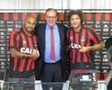 Reforços elogiam Autuori, e presidente do Atlético-PR diz: 'Melhor contratação'