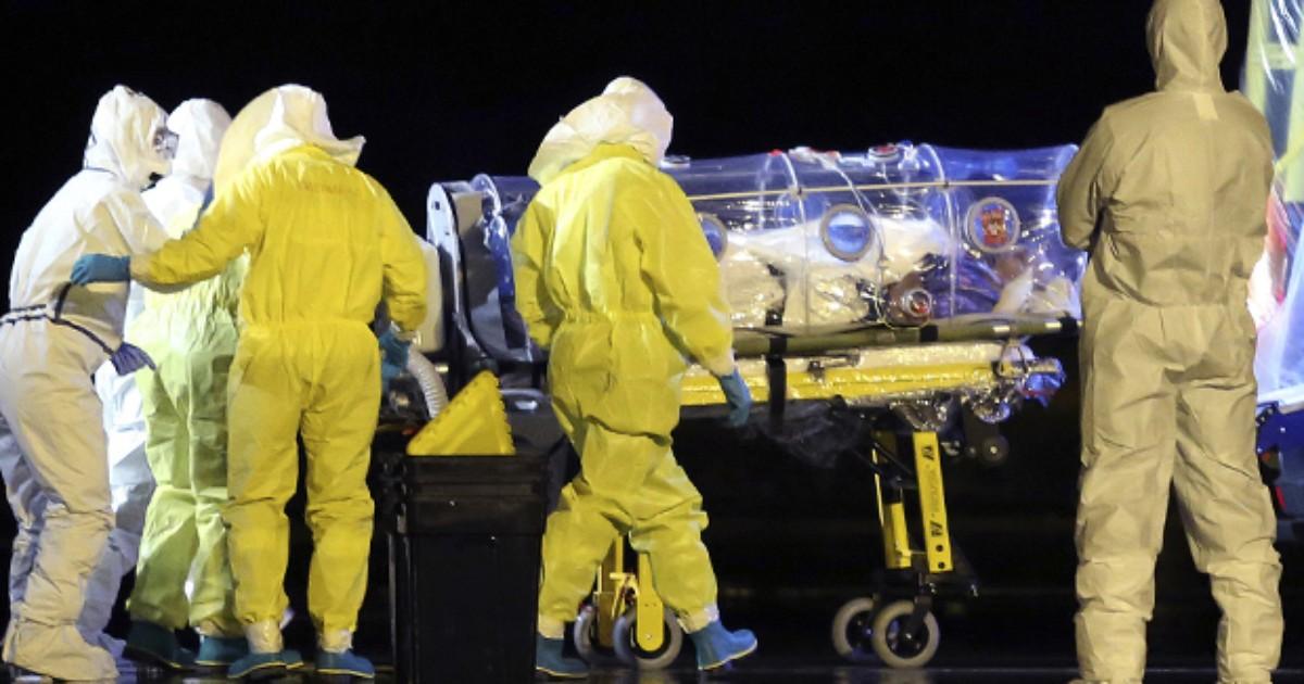 Número de mortes por ebola sobe para 2.793, diz OMS