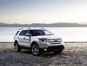 Papel de parede: Ford Explorer