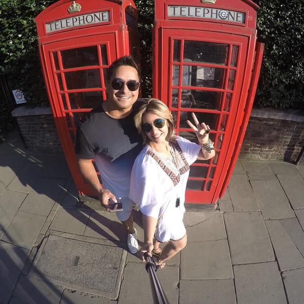 Carla Perez e Xanddy (Foto: Reprodução/Instagram)