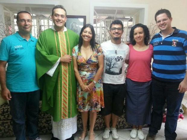 Grupo de católicos de São José dos Campos vai para Amazônia em missão de fé (Foto: Daniel Costa/Arquivo pessoal)